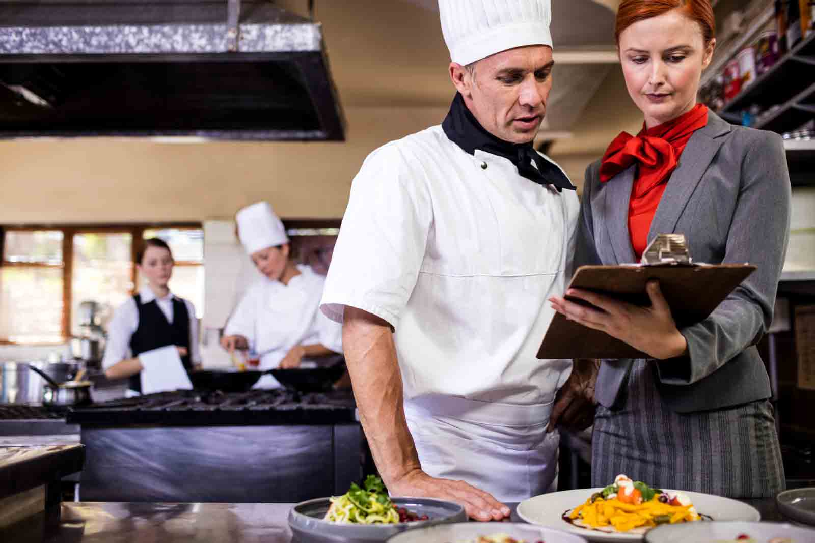Level 4 Diploma in Hotel Management